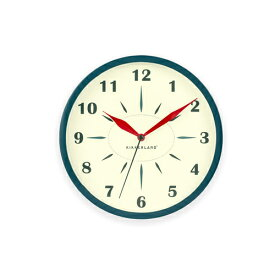 【100円クーポン】キッカーランド Kikkerland ブリタニッククロック 掛け時計 KCL62 ハロウィン