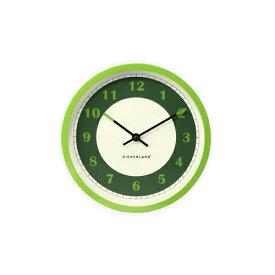 【100円クーポン】キッカーランド Kikkerland ビリディティクロック 掛け時計 KCL63 ハロウィン