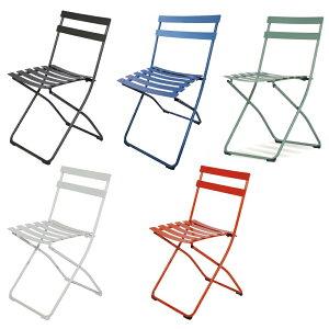 FIAM フィアム Spring スプリング 屋外用折り畳みチェア グレー 2脚セット ガーデンチェア おしゃれ かわいい 折り畳みチェア ガーデンファーニチャー 屋外 庭 椅子 イス イタリア デザイナーズ