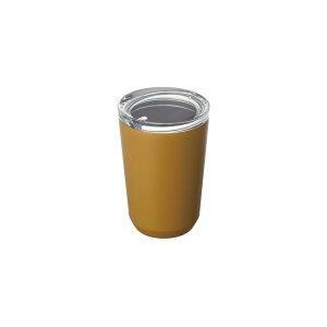 KINTO キントー トゥーゴータンブラー 360ml コヨーテ 20273 母の日 おしゃれ かわいい 保温 保冷 ポット 水筒 真空 コップ トラベルマグ コーヒー 紅茶 ティー 食器 シンプル ギフト 誕生日プレゼ