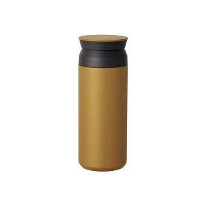 KINTO キントー トラベルタンブラー 500ml コヨーテ 20947 母の日 おしゃれ かわいい ブラウン 保温 保冷 ポット 水筒 真空 コーヒー 紅茶 ティー 食器 シンプル ギフト 誕生日プレゼント 女友達