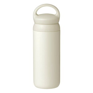 KINTO キントー デイオフタンブラー 500ml ホワイト 21091 母の日 おしゃれ かわいい 白 保温 保冷 ポット 水筒 真空 トラベルマグ コーヒー 紅茶 ティー 食器 シンプル ギフト 誕生日プレゼント