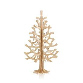 【メール便対応可】Lovi ロヴィ CHRISTMAS TREE クリスマスツリー 14cm ナチュラルウッド ST120-NW おしゃれ かわいい ブラウン ベージュ 茶 木 ツリー ウッド 木製 立体 多目的 置物 北欧デザイン フィンランド 誕生日 結婚祝い 出産祝い 引越