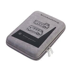 【500円クーポン対象】TROIKA トロイカ VWトラベルケース TR-CBO13 GB おしゃれ かわいい オーガナイザー モバイルケース ガジェットケース ケーブル収納 マウスケース 充電器 携帯 スマホケース