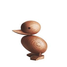 正規品 アーキテクトメイド ダック スモール Duck Small あひる アヒル 鳥 320 おしゃれ かわいい ダックスモール アヒル 木 おもちゃ オブジェ 置き物 コペン