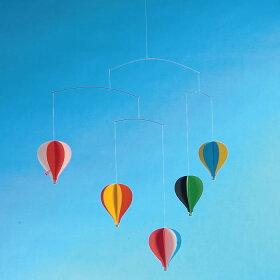 フレンステッド・モビールズBalloonMobile5【FlenstedMobiles北欧モビール気球インテリア雑貨ギフト】