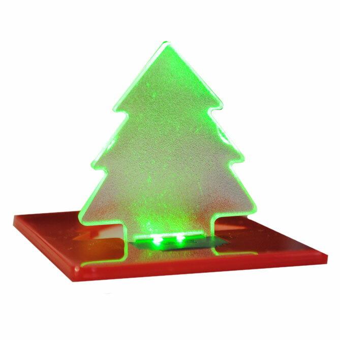 【メール便対応可】ツリー型ポケットライトカードライト 電球型ポケットライト ナイトライト 電灯 LED バルブ シルエット スマステ スマステーション クリスマス おしゃれ かわいい カードライト 電球型ポケットライト クリスマス ナイトライト 電灯 LED 電球 バルブ デザイ