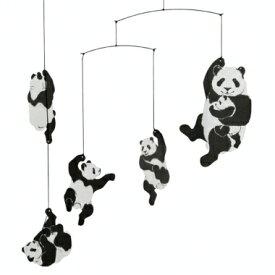 【最大3,000円クーポン配布中】【メール便可】フレンステッドモビール Panda パンダ FM-79 モビール フレンステッド 北欧 赤ちゃん おしゃれ 大人 FLENSTED MOBILES 出産祝い 女の子 男の子 吊り下げ オブジェ 置物 フ