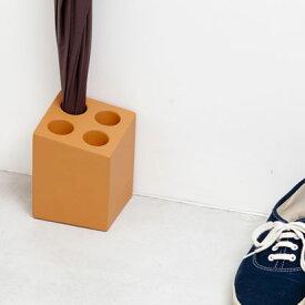ideaco アンブレラホルダー ミニキューブ Umbrella holder mini cube かさ 傘 レイングッズ 傘立て スリム 玄関 小物 イデアコ MINICUBE 敬老の日