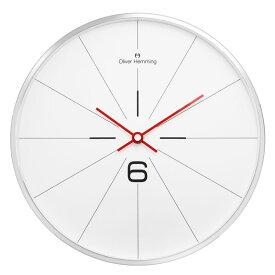【10%OFFクーポン対象】オリバーヘミング 30cm Series 26W 掛け時計 ウォールクロック 壁掛時計 壁掛け 時計 OH-26W ハロウィン