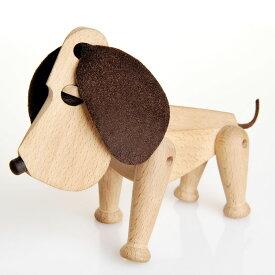 正規品 アーキテクトメイド オスカー Oscar 犬 ドッグ OSCAR おしゃれ かわいい Oscar 犬 木 おもちゃ オブジェ 置き物 コペンハーゲン ヨーロッパ 北欧 デザイ
