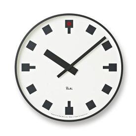 【送料無料】レムノス 日比谷の時計 アルミニウムタイプ WR12-03 掛け時計 WR12-03 ハロウィン