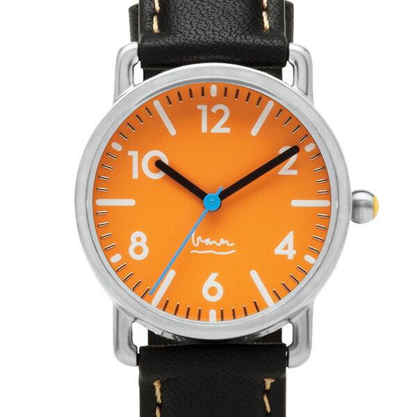 【200円クーポンあり】【送料無料】マイケルグレイヴス 腕時計 9102 O Witherspoon Orange レディース ウィザースプーン