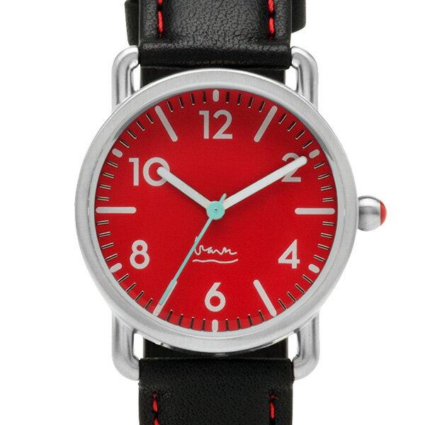 【200円クーポンあり】【送料無料】マイケルグレイヴス 腕時計 9106 A Witherspoon Red レディース ウィザースプーン