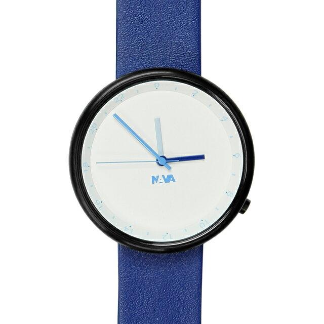 ナバデザイン Wherever Heaven O450 ブルー 腕時計 ユニセックス NVA-02-0006 クリスマス おしゃれ かわいい フォーマル NAVA ナヴァデザイン nava design 時計 デザイン デザイナーズ アナログ イタリアン イタリア 時計 ブランド