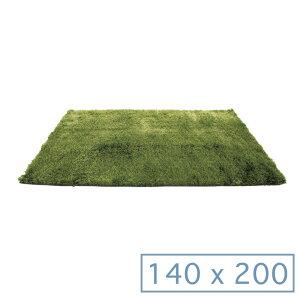 300円クーポン対象 グラスラグ 140 200 GRASS RUG ラグマット 絨毯 芝生 芝 シャギーラグ ホットカーペット対応 床暖房 緑 グリーン GRASSRUG140200 GRASS RUG ラグマット 絨毯 芝生 芝 シ