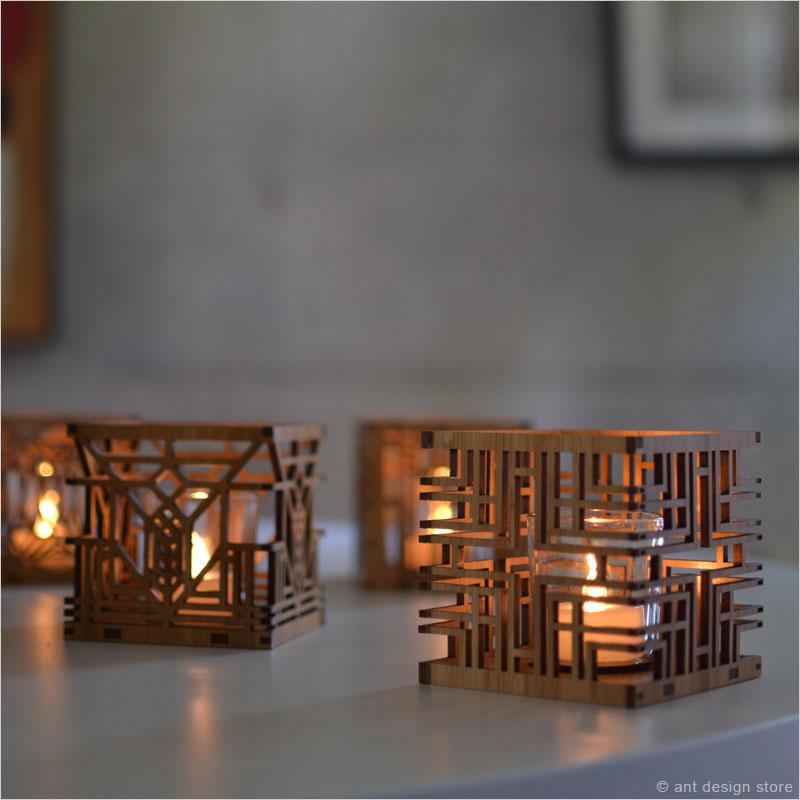 この商品が【10%OFF】になるクーポンあり!フランクロイドライト LEDキャンドル クリスマス おしゃれ かわいい Frank Lloyd Wright FLW Design フランク・ロイド・ライト LEDキャンドル 間接照明 ロウソク 蝋燭 キャンドル LEDライト 公式ライセンス商品 建築デザイン