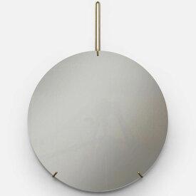 【3000円クーポン対象】ムーべ MOEBE ウォールミラー 70cm ブラス WMBR70 おしゃれ かわいい WALL MIRROR 鏡 姿鏡 ミラー 北欧 デンマーク インテリア 雑貨 デザイン デザイナーズ 家具