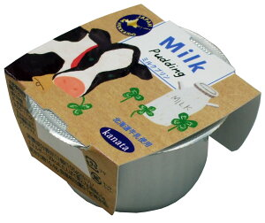 北海道 こだわりぷりん ミルク 100g 24個入り 長期常温保存可 お取り寄せ ミルクプリン スイーツ