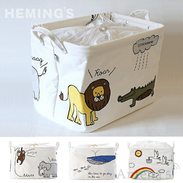 《全7色》HEMING'S Pilier Square Short (新サイズ:W350mm) enfant 収納ボックス 【MOOMIN ヘミングス ピリエ アンファン デザイン雑貨 リビング インテリア】