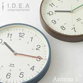 《全2色》BRUNO イージータイムクロック 【ブルーノ IDEA LABEL イデアレーベル 掛け時計 壁時計 デザイン雑貨 ウォールクロック お祝い 北欧】