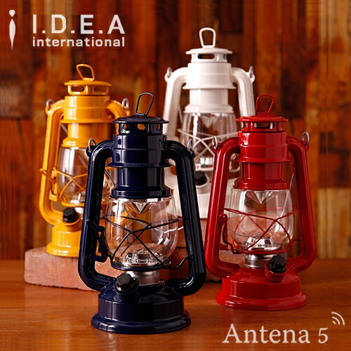 《全5色》BRUNO LEDランタン ブルーノ 【IDEA イデアレーベル デザイン雑貨 北欧 LEDライト インテリア LED照明】