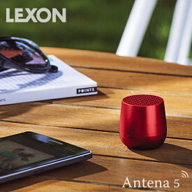 《全10色》LEXON MINO 超ミニサイズ Bluetoothスピーカー ミノ 【レクソン デザイン雑貨 北欧 スマホ iPhone BTスピーカー ブルートゥース テーブル アウトドア キャンプ 野外 アイフォン ワイヤレス USB】
