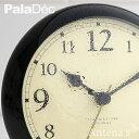 《全4色》PalaDec Deciel シャワークロック 【ディシェル バスクロック パラデック 防滴 時計 お風呂場 浴室 デザイ…