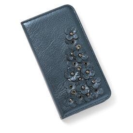 【ポイント5倍 1/18 14時まで】アンテプリマ マッツェット小物 iPhone7 ケース ネイビー ANTEPRIMA EANP10612 IPHONE7 CASE