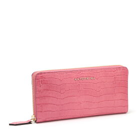 【ANTEPRIMA公式】アンテプリマ/ランプリング/マルチウォレット/ピンク/ANTEPRIMA/EANP10682/ROUND LONG WALLET