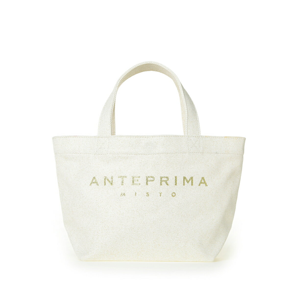 【17000円以上購入でステーショナリーセットプレゼント】【ANTEPRIMA公式】アンテプリマ/ミスト/ロゴ*T/スモール/シャンパンゴールド/ANTEPRIMA/MISTO/PB17FR4081/SMALL