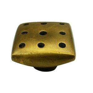 取っ手 つまみ 真鍮 ノブ 引き出し アンティークゴールド