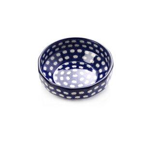 セラミカ(ツェラミカ)【ドヌーブ】多角形ボール|ポーリッシュポタリー(ポーランド陶器・北欧・Ceramika Artystyczna)|※包装のしメッセージカード無料対応
