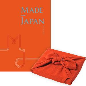 【カタログギフト あす楽 送料無料】Made In Japan<MJ16+風呂敷 ちりめん りんご> のし ラッピング メッセージカード無料|内祝い ギフト おしゃれ 結婚 結婚内祝い 引き出物 内祝 快気祝い 結