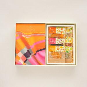 送料無料|VENT OUEST(ヴァンウェスト) ギフトカタログ <ORANGE(オランジュ)>+ホシフルーツ / 太陽のドライフルーツ6種(7袋入) |※包装のしメッセージカード無料対応