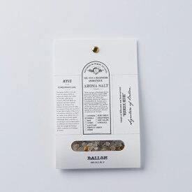 BALLON (バロン) アロマバスソルト トライアル ポメロ|※包装のしメッセージカード無料対応