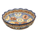 送料無料|セラミカ(ツェラミカ)【スオネチニク】大鉢|ポーリッシュポタリー(ポーランド陶器・北欧・Ceramika Arty…
