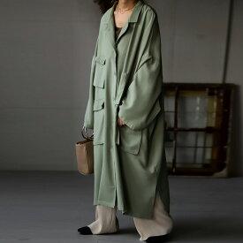 ジャケット 表情豊かな生地感。羽織るだけで洒落た雰囲気。・8月10日0時〜発売。メール便不可