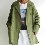 ジャケットゆったりとしたサイジングで、マニッシュに着こなす。・メール便不可