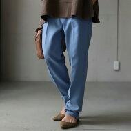 パンツセンタープレスで大人っぽハンサム。穿いた瞬間に美脚が叶う。・メール便不可
