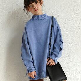 ニット 袖ボタンで魅せる!一枚でお洒落度アガル・9月10日0時〜発売。メール便不可 TOY