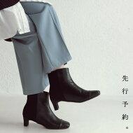 【予約:10月下旬〜11月上旬納期】ブーツバックゴアの履きやすさと安定感、デザイン性まで拘った最旬ブーツ・9月20日0時〜メール便不可