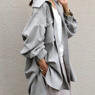 シャツ羽織るだけで旬度高まる。ほどよい厚みと柔らかさ送料無料・10月30日0時〜発売。メール便不可