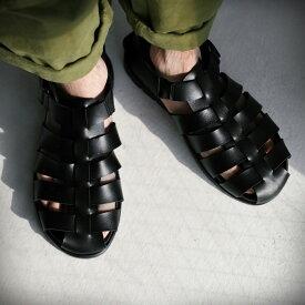 グルカサンダル サンダル 靴 メンズ カジュアル 送料無料・6月10日0時〜再再販。メール便不可【MENS】 父の日