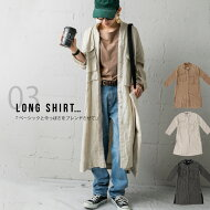 色や形に拘りを。都会的ミリタリーライク。フラップポケットシャツワンピ・##×メール便不可!