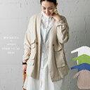 マニッシュなえりもとが印象的。女性らしく。スタンドカラーシャツ・1月25日20時〜発売。##×メール便不可!