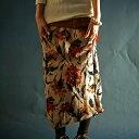 きっと手にしたくなる。レトロデザイン花柄スカート##★10月7日20時〜再再販!