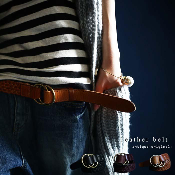 素敵女子への第一歩。本革ベルト・2月14日20時〜再再販。お洒落に変わる本革ベルト。『上質な素材と拘りのデザイン』##「G」