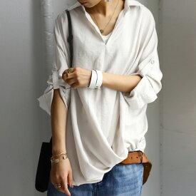 """頼れる""""ワザあり""""。プルオーバーバルーンシャツ・3月5日0時〜再再販。このシャツを即戦力にした。シャツの枠を超えた、予想外のデザイン。(100)メール便可"""