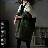 コートとにかく軽くて暖かい。トレンド感たっぷりシルエットとボリューム感・メール便不可